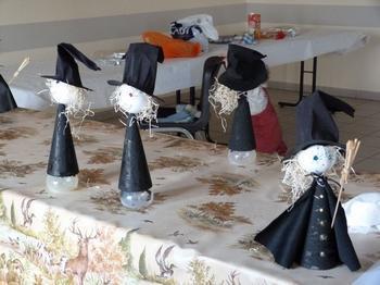 Après-midi récréatif sur le thème d'Halloween le 26 octobre
